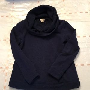 J. Crew Factory Cowl Neck Sweatshirt XS